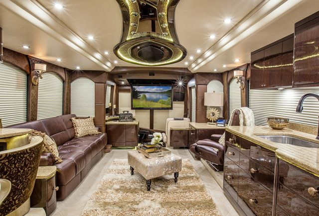 Luxury RVs:  7 You Should Check Out The Offerings From These Premier Manufactures