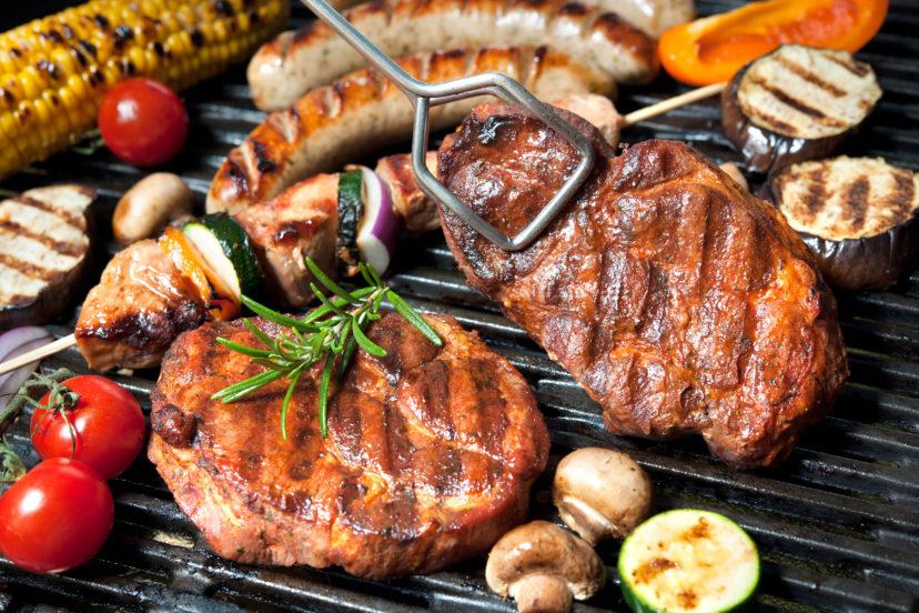 Main Webpage BBQ Image