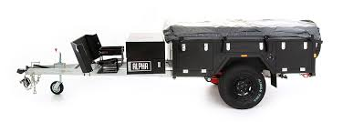 popup rugged trailer rv style