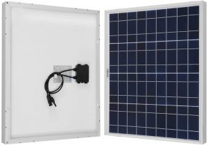 Renogy 50W 12V Polycrystalline Solar Panel