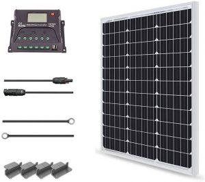 Renogy 50D solar panel kit