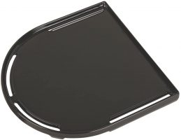 1/2 Griddle Portable Grill