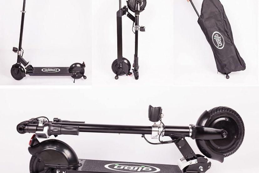 E-scooter Foldable